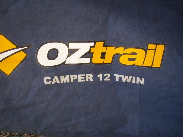 OZtrail camper