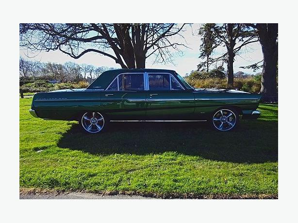 1965 Ford Fairlane Compact RHD Auckland, www - MOBILE