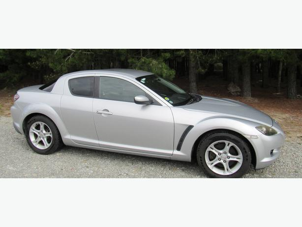 MAZDA RX 8 SELL OR SWAP