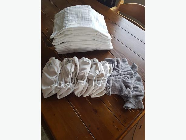"""Cloth nappies """"real nappies"""""""