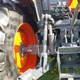 2015 Kubota M110GX Tractor Diesel
