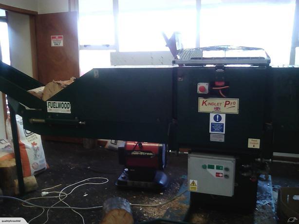Kindling Machine / Firewood Business