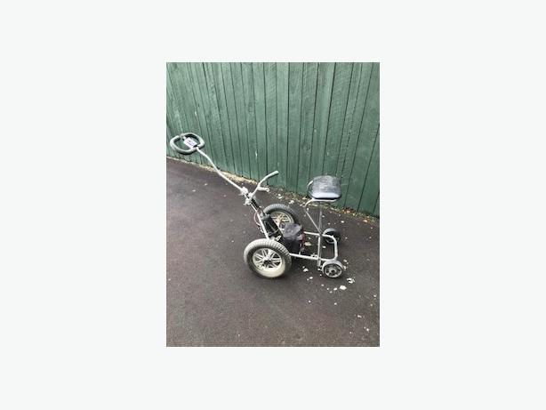 E-Kart Electric Golf Trundler