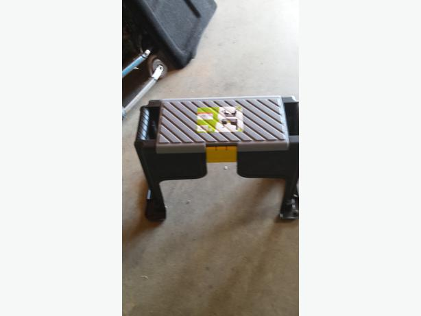 GARDEN/TOOL SEAT