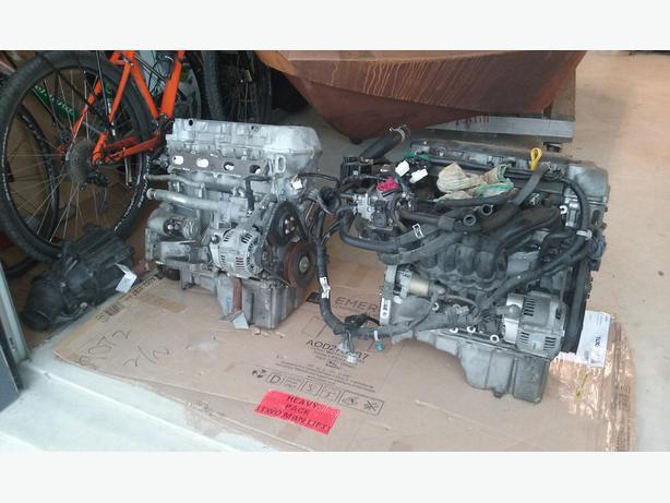 1x Suzuki M15A and 1x Suzuki M13A Engine