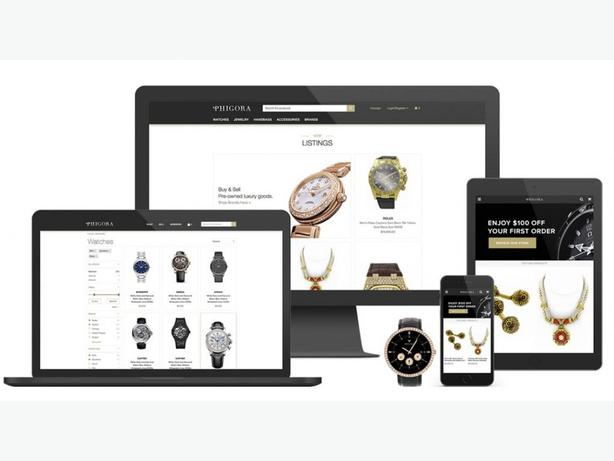 Custom eCommerce Website Design and Development by ComX Design