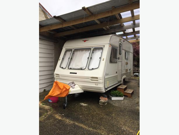 Swift Rapide 430/4 Caravan