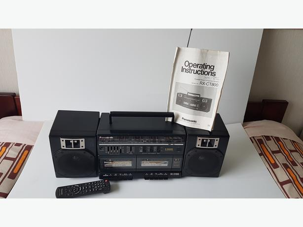Panasonic Portable Stereo/tapedecks