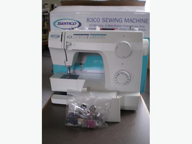 SEMCO 40CO Sewing Machine Rodney Www Beauteous Semco Sewing Machine