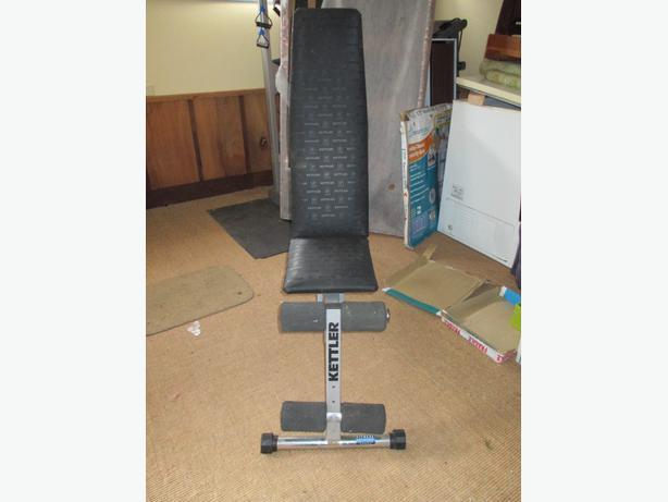 Kettler Training Bench