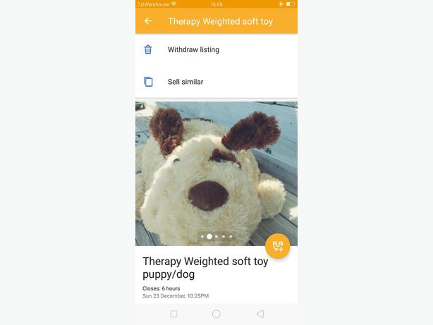  Log In needed $39 · therapy weighted soft toy lap pet