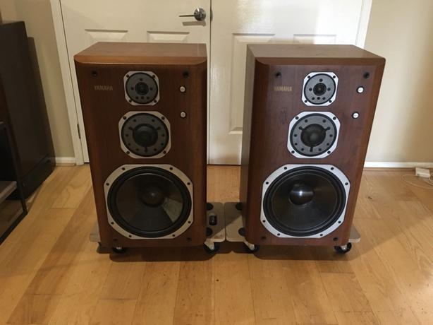 Yamaha NS 2000 Speaker System