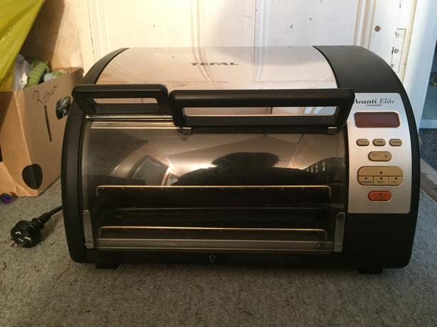Portable Tefal oven