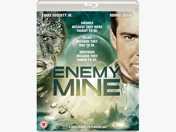 Enemy Mine (1080p High Definition Blu-ray)