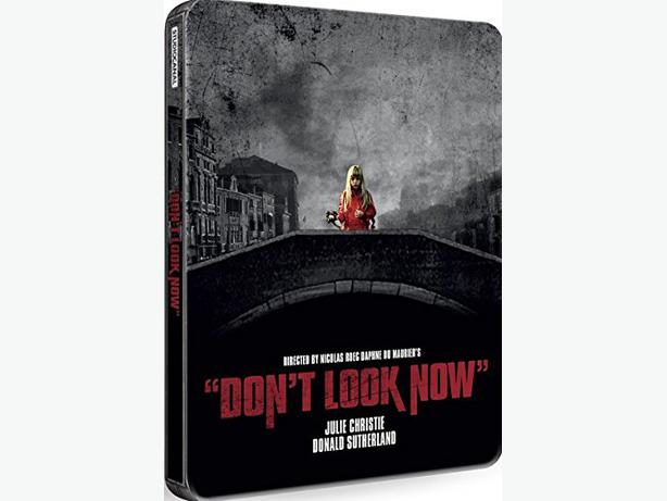 Don't Look Now Digitally Restored Ultra Exclusive Limited Edition Steelbook