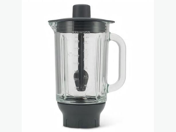 DeLonghi Kenwood ThermoResist Glass Blender (KAH358GL) 5-Yrs WARRANTY, Brand New