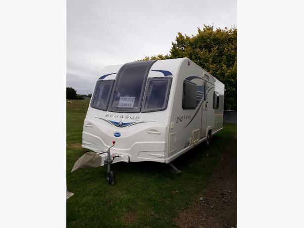 Bailey Pegasus Verona Caravan