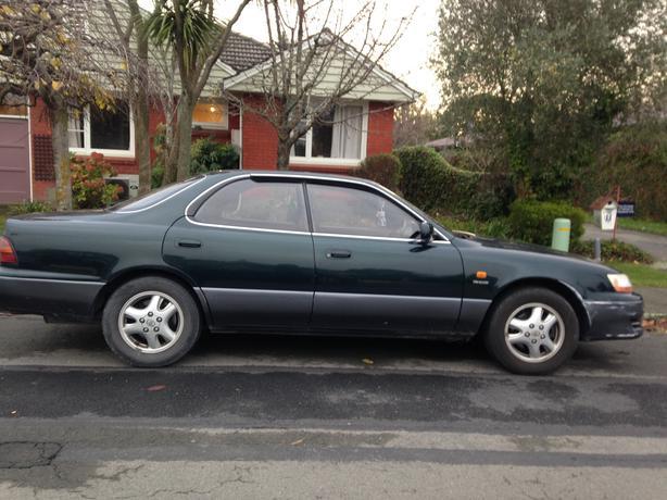 1993 Toyota Windom