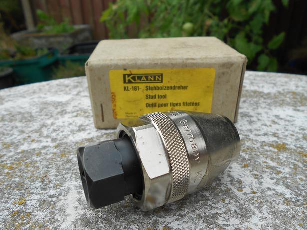 Stud removal and insertion tool; Klann 181-1 Stud tool