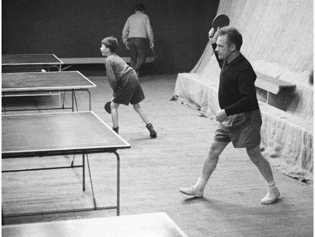 Table Tennis Coaching