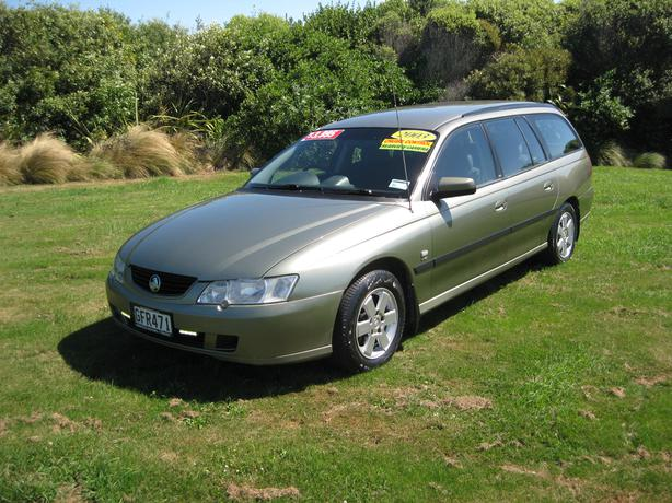 2003 Holden Commodore Acclaim S/W