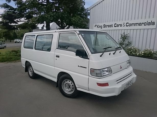 Mitsubishi L300 SWB 2WD Van 2011 Timaru Www MOBILE