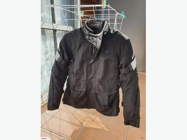 woman motorbike jacket size 42