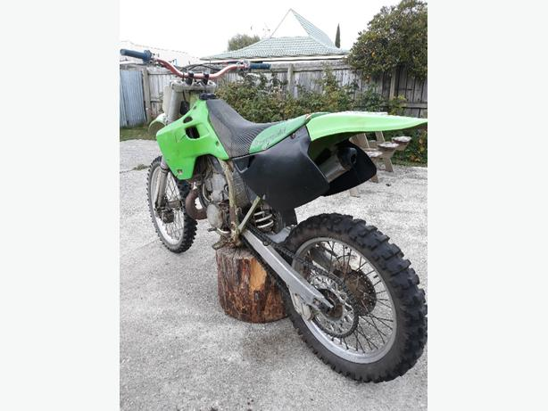 1993 kx250