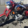 Immaculate Royal Enfield, 2016 but nearly new
