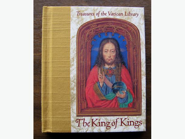 The King Of Kings - Manuscript Illustrations in the Vatican Library