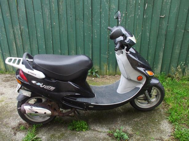 Kymco Scooter 50