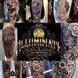 Illuminati Tattoo Orewa