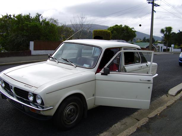 1971 triumph 1500